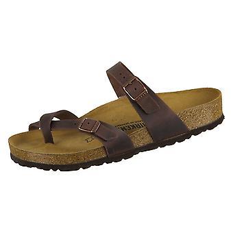Birkenstock Mayari 171321 chaussures d'été à domicile pour femmes