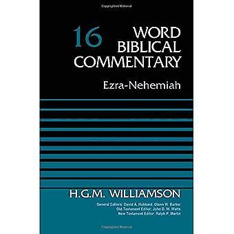 Esdras-Neemias: Volume 16 (comentário bíblico da palavra)