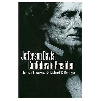 Jefferson Davis, presidente confederato