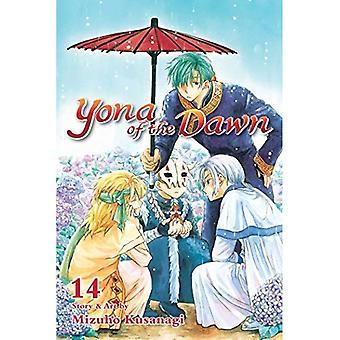 Yona Dawn, julkaisu 14 (Yona Aamunkoiton)
