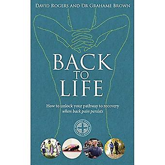 Terug naar het leven: hoe om te ontgrendelen uw traject naar herstel (wanneer rugpijn blijft bestaan)