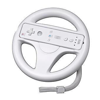 Racing wheel for Wii/Wii U-White