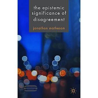 أهمية الخلاف قبل ماثيسون & جوناثان المعرفية