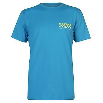Airwalk Mens competencia gráfica T Shirt