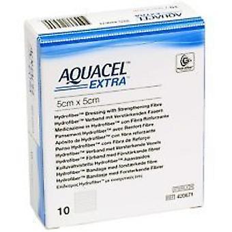 AQUACEL FERITA MEDICAZIONE S7500 5 CM X 5 CM 10