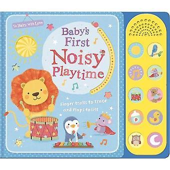 Babys erste laut Spielzeit von Sarah Ward - 9781848693234 Buch