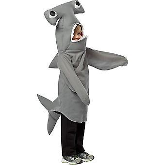 Hammerhead Shark spedbarnet kostyme