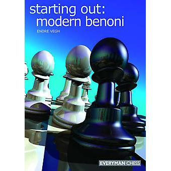 Starting Out Modern Benoni by Vegh & Endre