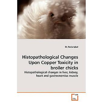 Histopathological Changes Upon Copper             Toxicity in broiler chicks by Iqbal & Dr. Razia