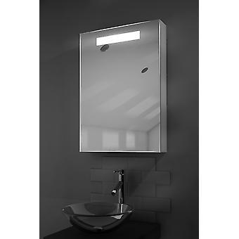 Alannah LED beleuchtet Badezimmer Schrank mit Sensor & Rasierer k260aud