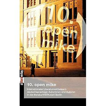 10. open mike by literaturWERKstatt