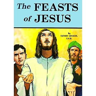 The Feasts of Jesus Book