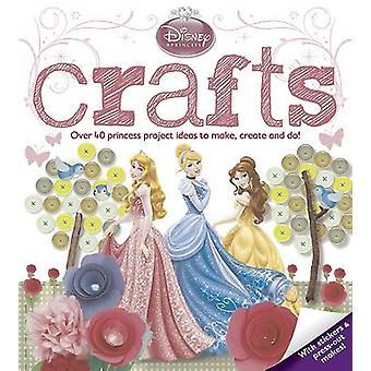 Disney Princess Crafts - 9781445478760 Book