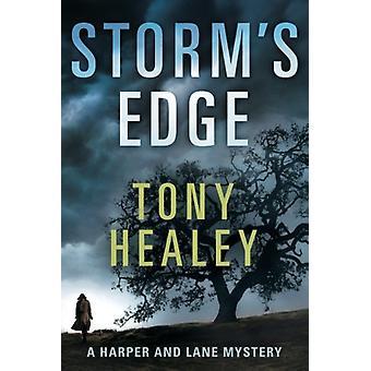 Storm's Edge by Tony Healey - 9781612185316 Book