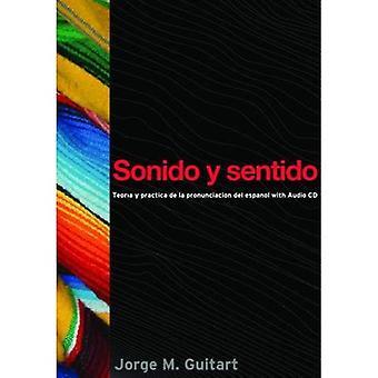 Sonido Y sentido: teoria y practica de la pronunciacion del espanol (estudios de Georgetown en lingüística española)