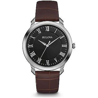 BULOVA-שעון יד של 96A184 גברים