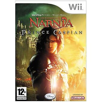 Chronicles of Narnia Prince Caspian Wii Game