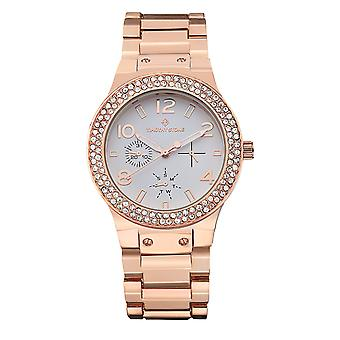 Montre de Timothy Stone femmes FA ON-STAINLESS Rose Gold-Tone