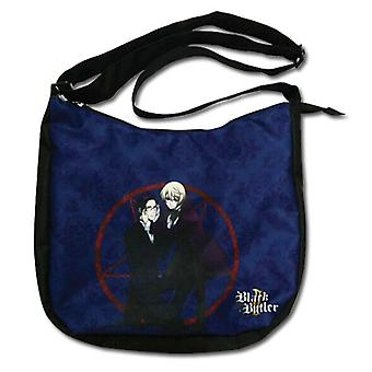 Messenger Bag - Black Butler 2 - Claude & Alois New Anime Licensed ge82102