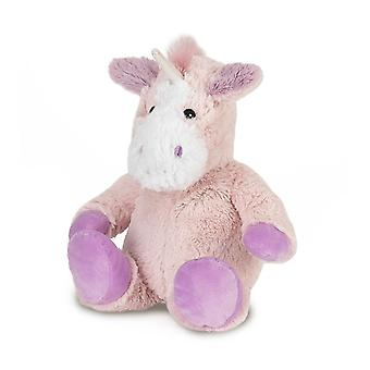 Heatable Microwavable Soft Cuddly Animal Plush Toy With Lavender Scent by Warmies
