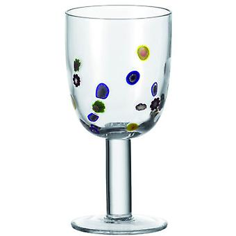Leonardo Red wine Millefiori (Kitchen , Household , Cups and glasses)
