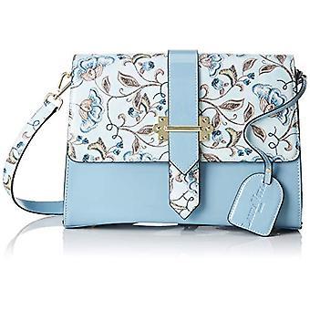 Laura Vita 2592 - Blue Women's Bucket Bags (Bl) 11.0x20.0x29.0 cm (W x H L)