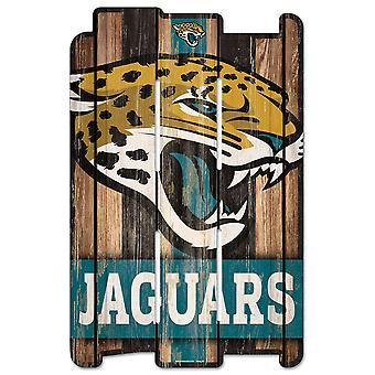 Wincraft PLANK puun kyltti-Jacksonville Jaguars
