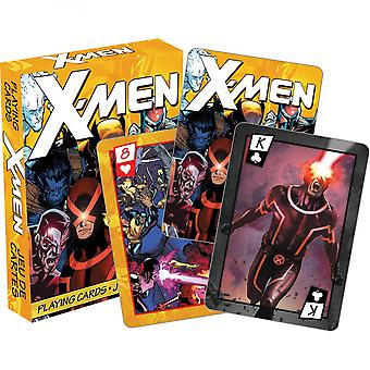 Marvel Comics X-Men Playing Cards