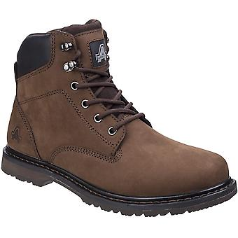 Amblers Safety Mens Millport Laced Lightweight Work Boots