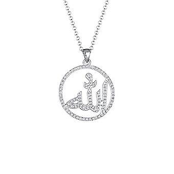 Elli sølv anheng halskjede 0112811117_60