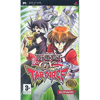 Yu-Gi-Oh! GX Tag Force (PSP)-ny