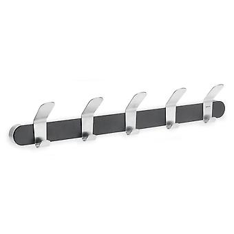 Blomus Venea Stainless Steel Coat Rack - Black
