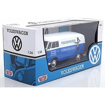 MotorMax Motormax Volkswagen VW Type 2 (T1) Kundendienst   1:24