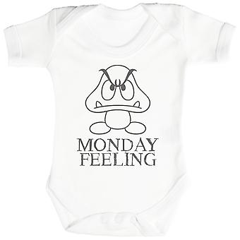 Monday Feeling - Baby Bodysuit