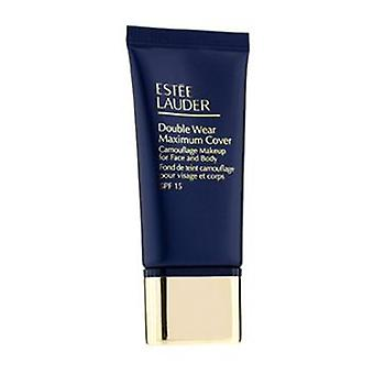 Estee Lauder Double Wear Maximum Cover Camouflage Make Up (face & Body) Spf15 - #12 Rattan (2w2) - 30ml/1oz