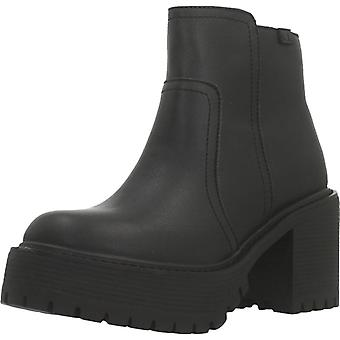 Coolway Bornise Color Black Booties