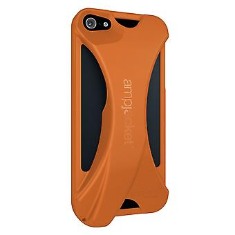 Coque Ampjacket Kubxlab Orange Pour Apple Iphone 5