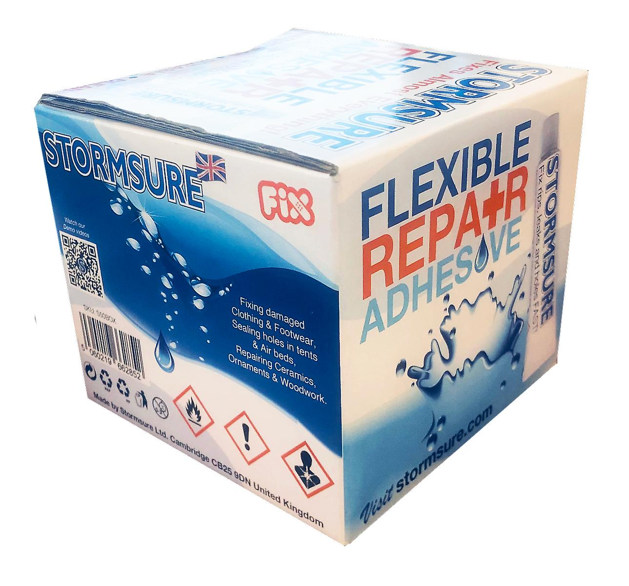Stormsure Flexible Repair Adhesive 15g (Box of 50)