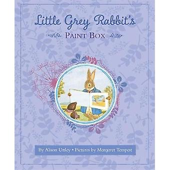 Little Grey Rabbits PaintBox by Alison Uttley