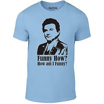 Män ' s hur är jag rolig t-shirt