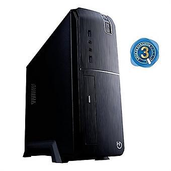 Stationär PC iggual PSIPC334 i3-8100 8 GB RAM 240 GB SSD svart