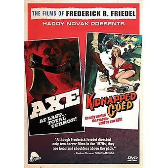 Hacha / de la importación de Estados Unidos secuestrado Coed [DVD]