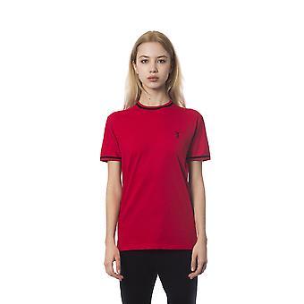 Red Nicolo Tonetto men's T-shirt