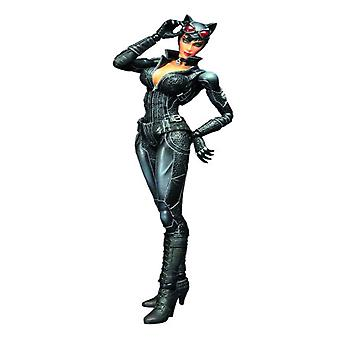 Batman Arkham City Catwoman Play Arts Action Figur