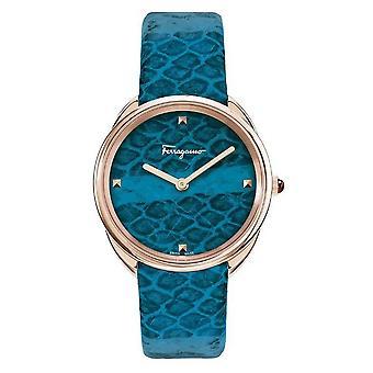 Salvatore Ferragamo Wristwatch Women's Quartz Cuir SFAY00319