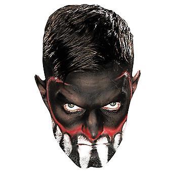 Finn Balor WWE Wrestler Official Single 2D Card Party Fancy Dress Mask