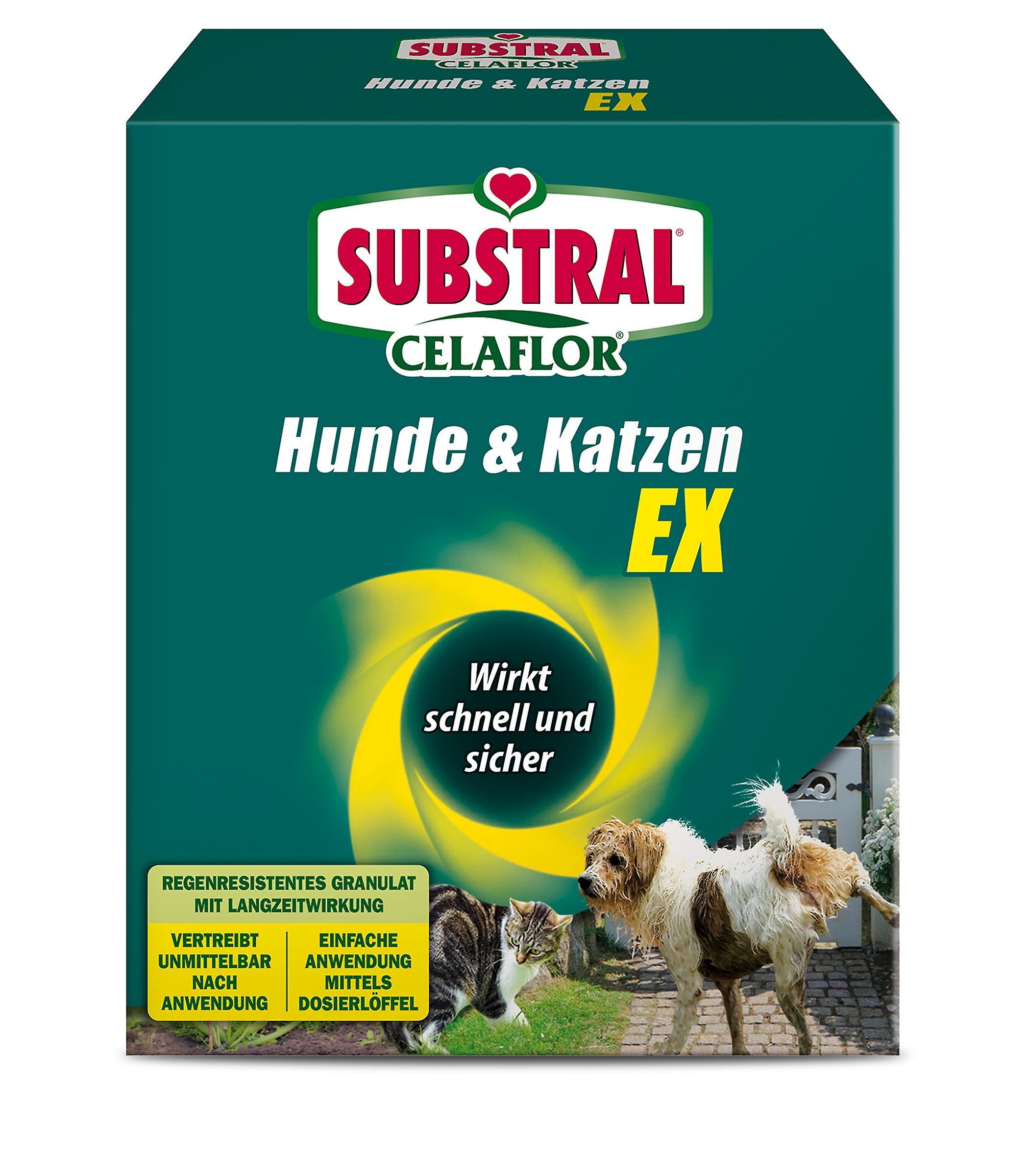 SUBSTRAL® Celaflor® Hunde & Katzen EX, 200 g