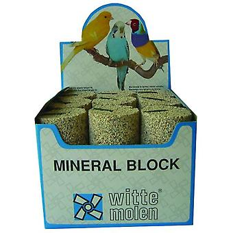 Witte Molen Bloq. Mineral Peq/Fino (Birds , Supplements)