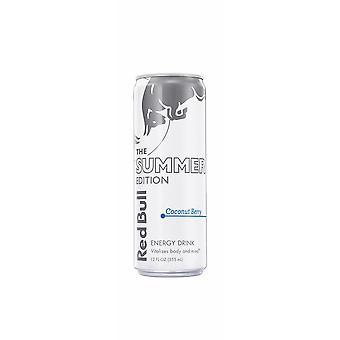 Red Bull Kokos -( 250 ml X 4 Bokser )