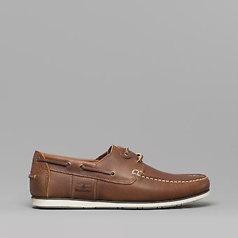 Barbour Capstan Mens Chaussures en cuir